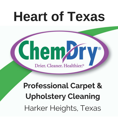 Heart of Texas Chem-Dry Logo