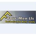 Four Men LLC Logo
