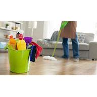 3 Maids & A Mop Housekeeping Services Logo
