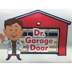 Dr. Garage Door Repair Logo