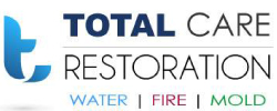 Water/Fire Damage Restoration Logo