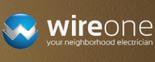 WireOne Iowa Logo