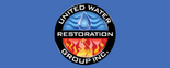 Fire/Water Damage Logo