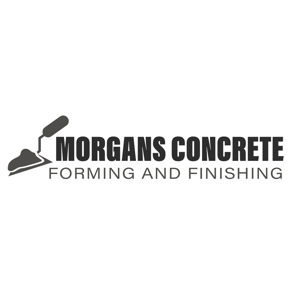 Morgans Concrete Forming and Finishing Logo