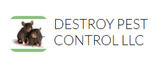 Destroy Pest Control Logo
