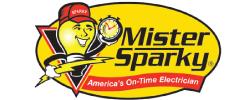 Mister Sparky Florida-Ocala Logo