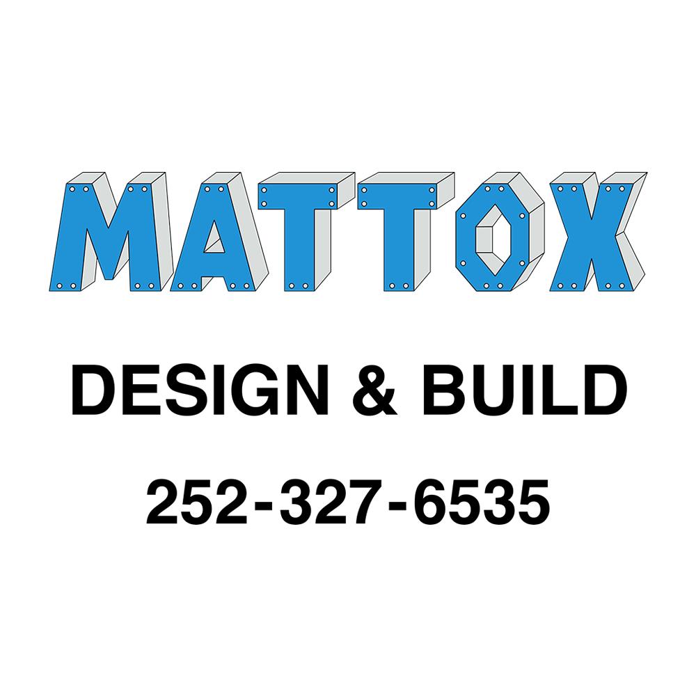 Mattox Design & Build Logo