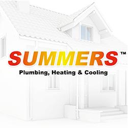 Summers (Greenfield, IN - PLUMBING) Logo