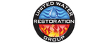 Fire & Water Damage Logo