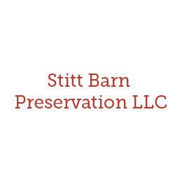 Stitt Barn Preservation, LLC Logo
