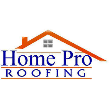 Home Pro Roofing Logo