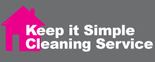 Keep it Simple Cleaning Service Logo