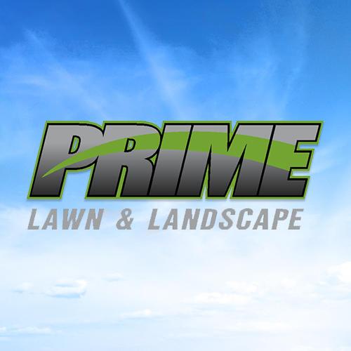 Prime Lawn & Landscape Logo