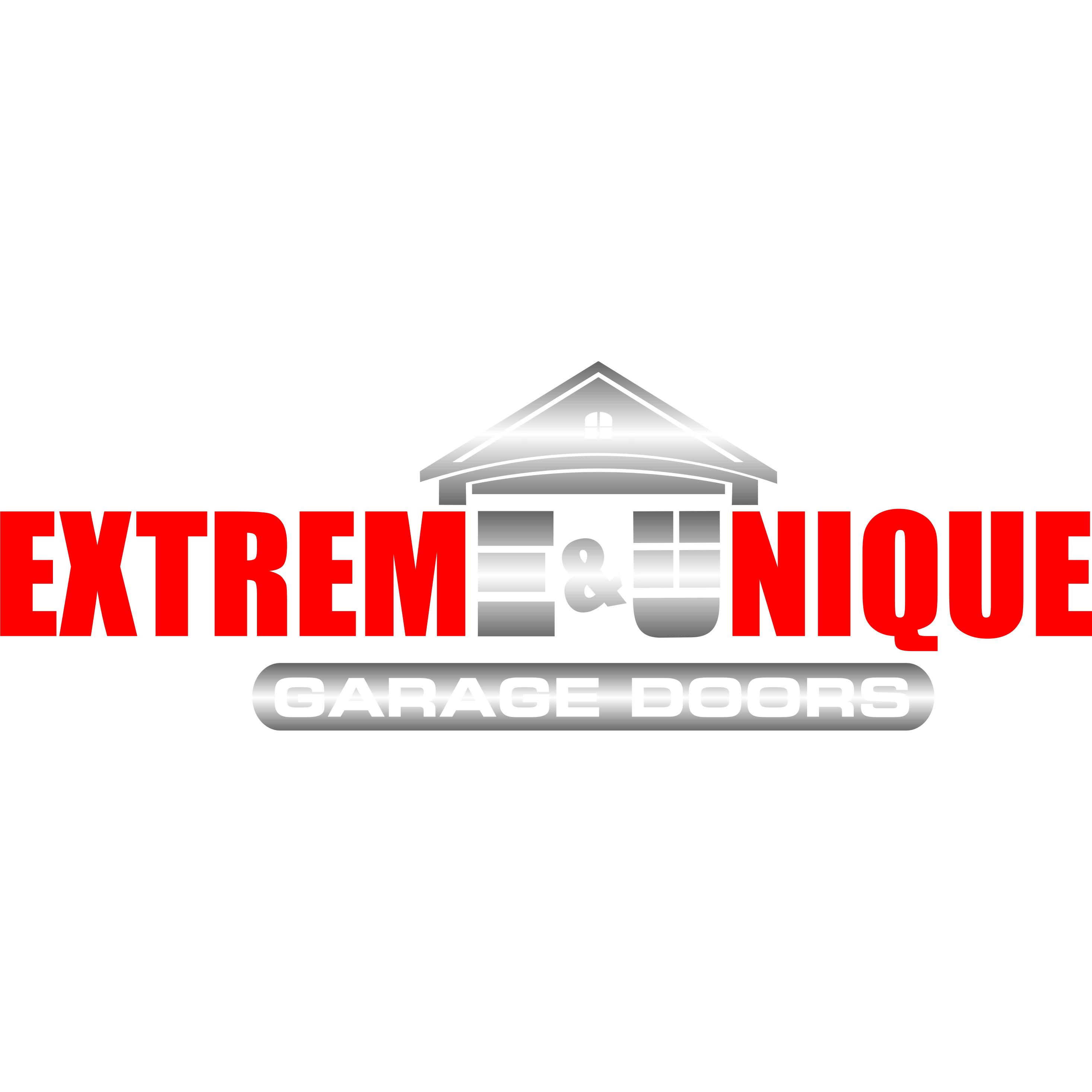 Extreme & Unique Garage Doors | Garage Door Repair Tucson Logo