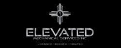 Elevated Mechanical Services, Inc. Logo