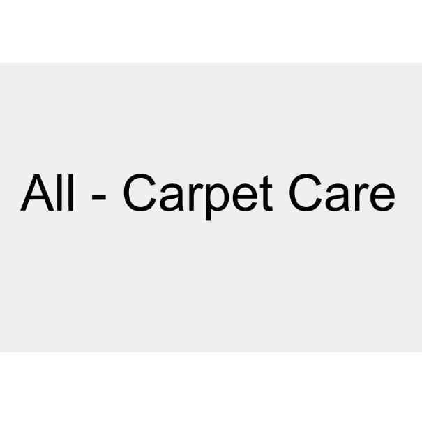 All - Carpet Care Logo