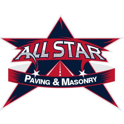 Allstar Paving and Masonry Logo