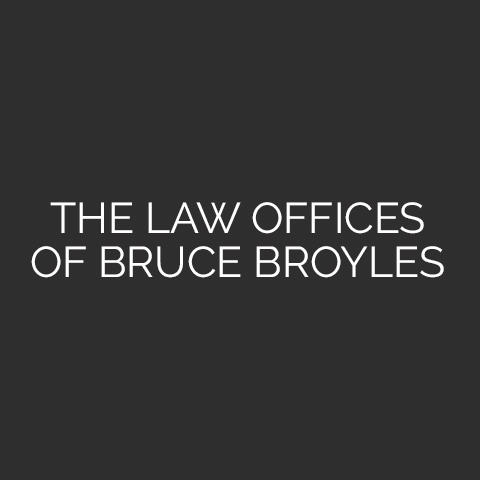 The Law Office of Bruce M Broyles Logo