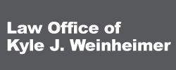 Law Office of Kyle J. Weinheimer Logo