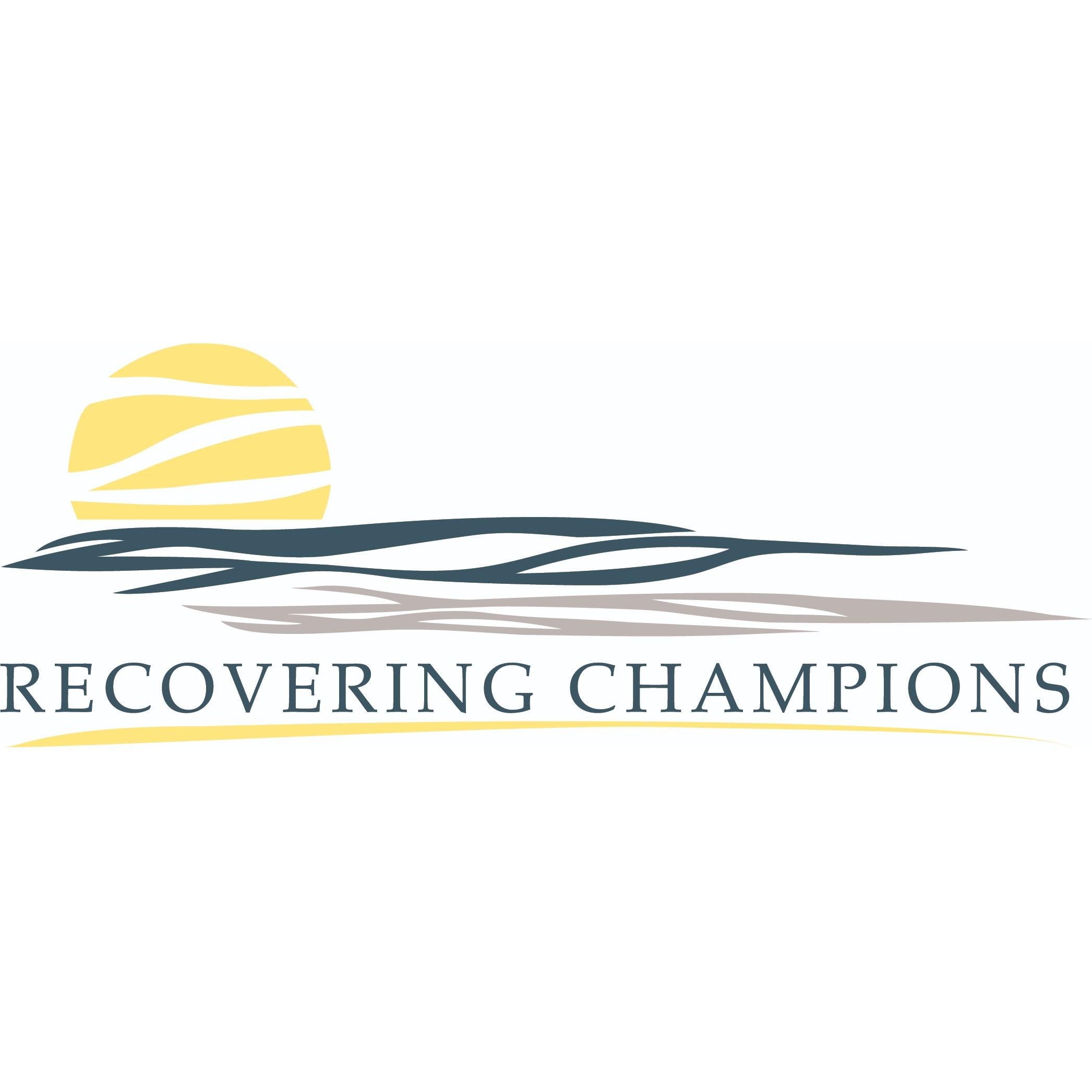Recovering Champions Logo