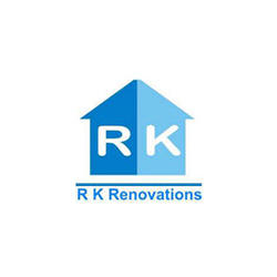 RK Renovations and Home Exteriors Logo