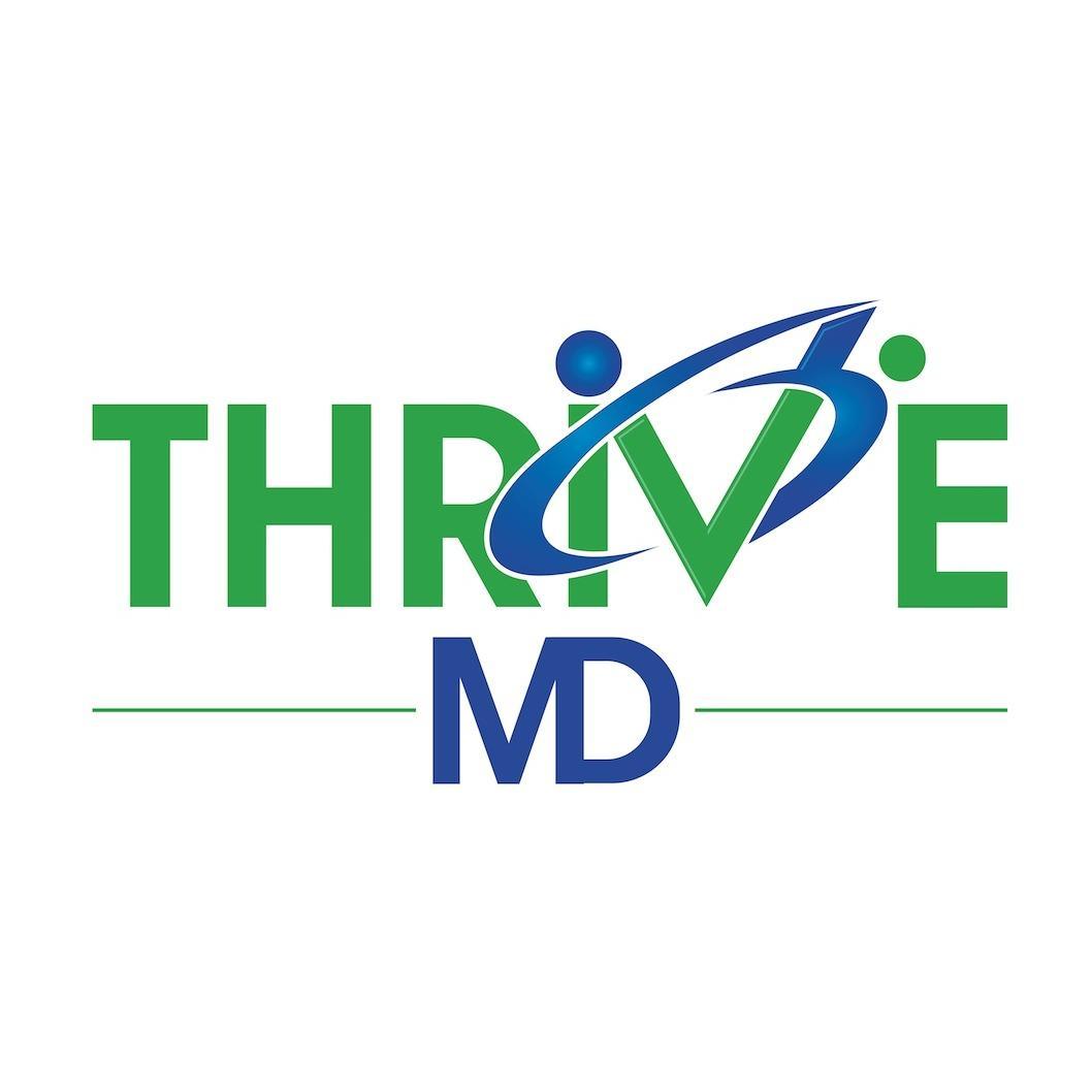 ThriveMD - Low Testosterone/HRT Clinic, Phentermine, Sermorelin, ED Treatment Logo
