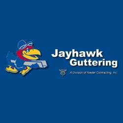 Jayhawk Guttering Logo