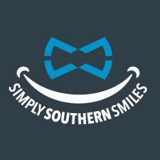 Simply Southern Smiles Logo