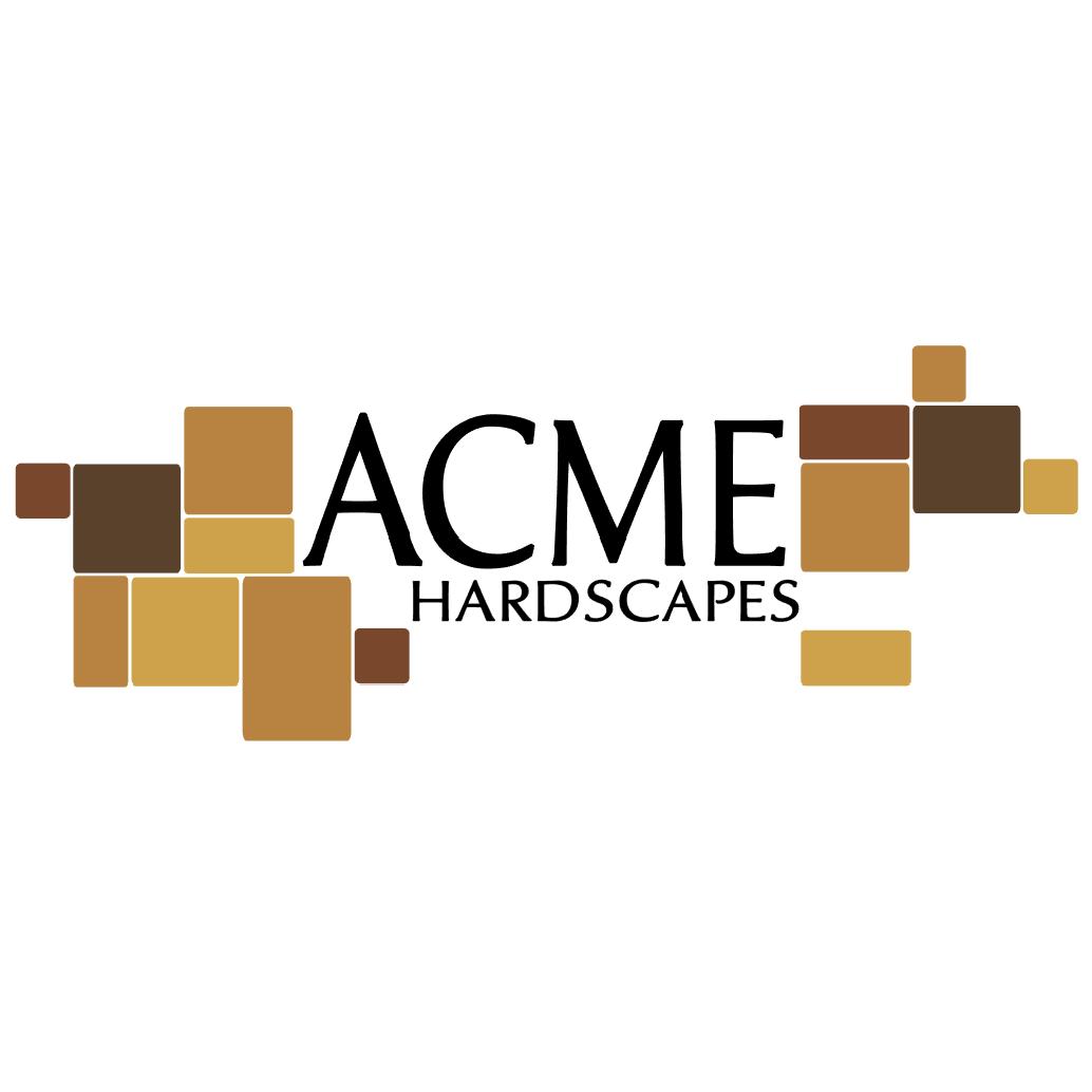 Acme Hardscapes Logo