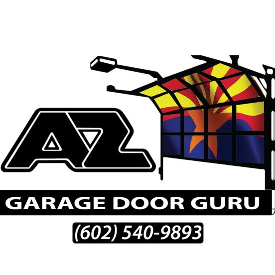 Arizona Garage Door Guru. LLC Logo