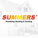 Summers (Kokomo, IN - Plumbing) Logo