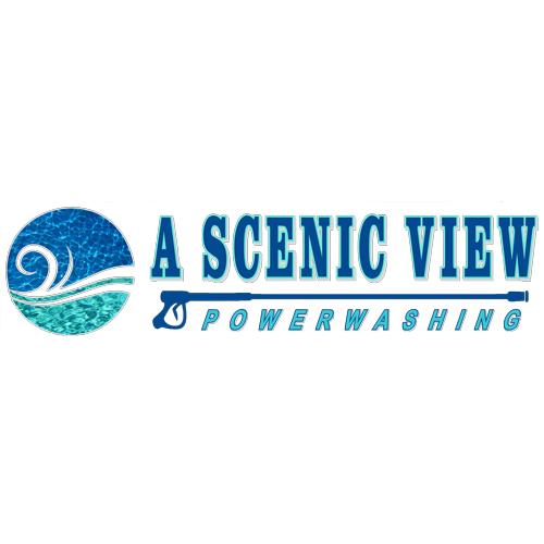 A Scenic View Powerwashing Logo
