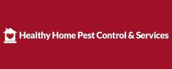 Healthy Home Pest Control Logo