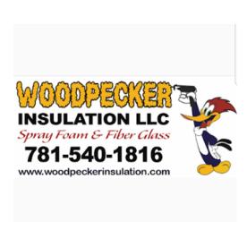 Woodpecker Insulation, LLC Logo