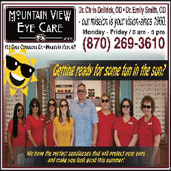 Mountain View Eye Care Logo