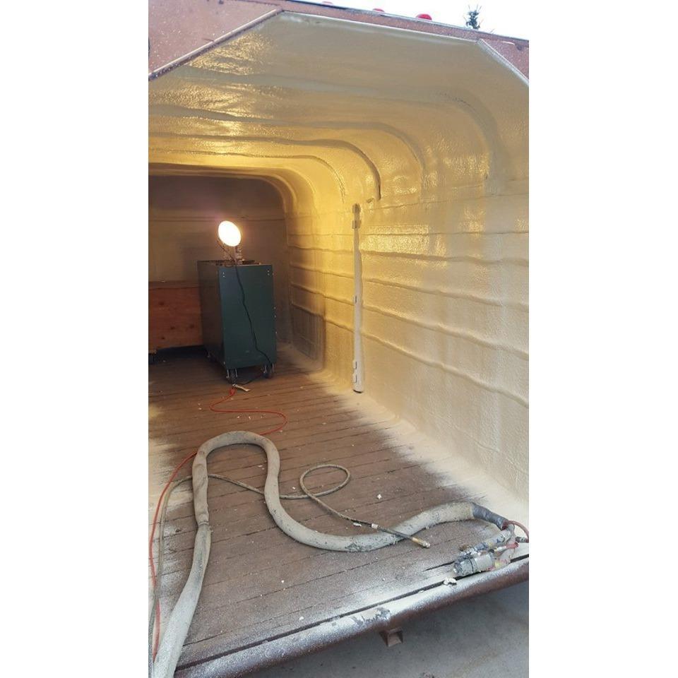 Boden's Spray Foam Insulation, LLC Logo