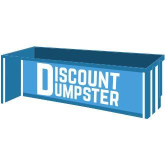 Discount Dumpster Rental Logo