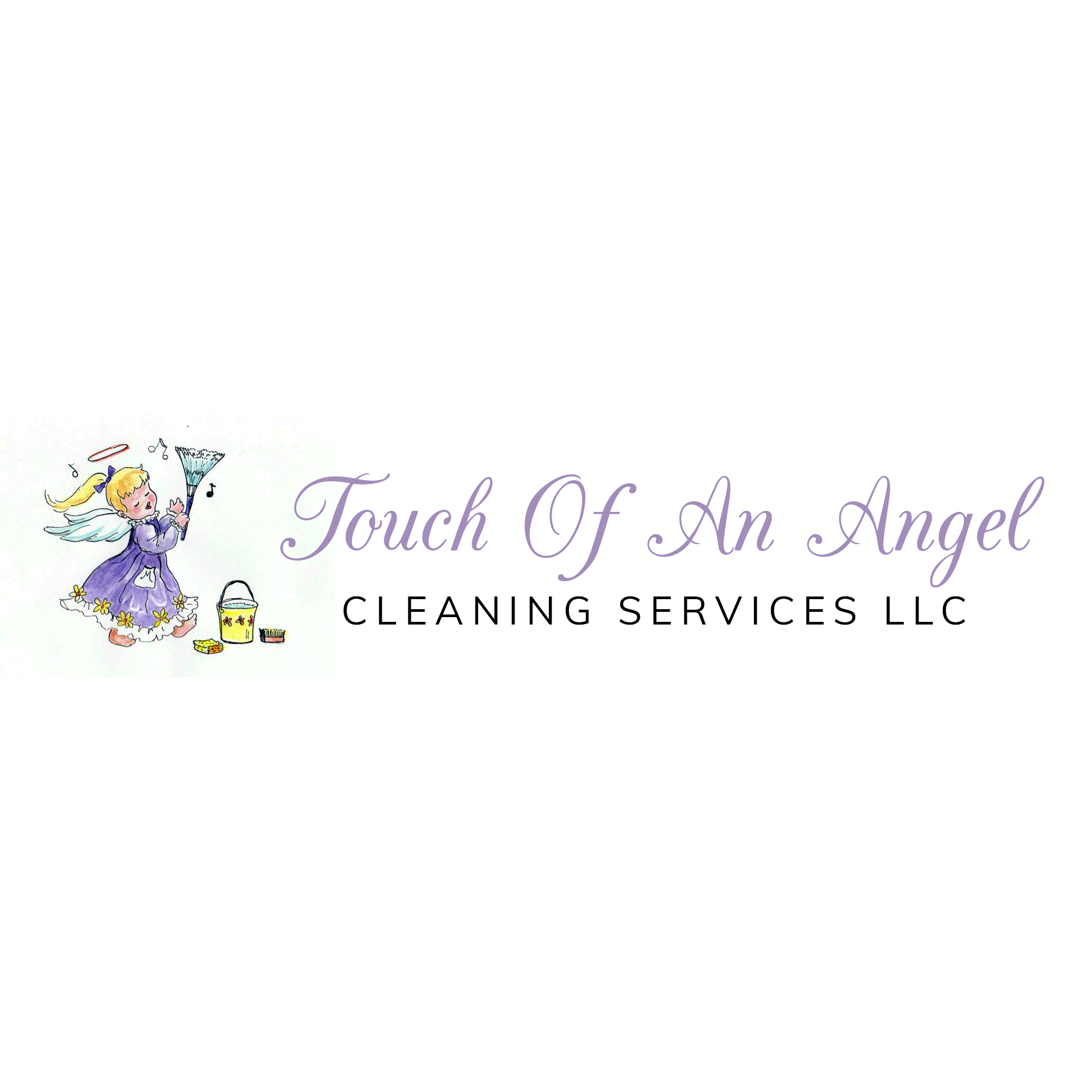 Touch Of An Angel Cleaning Services LLC Logo