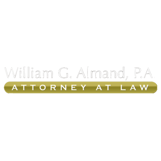 William G. Almand, P.A. Logo