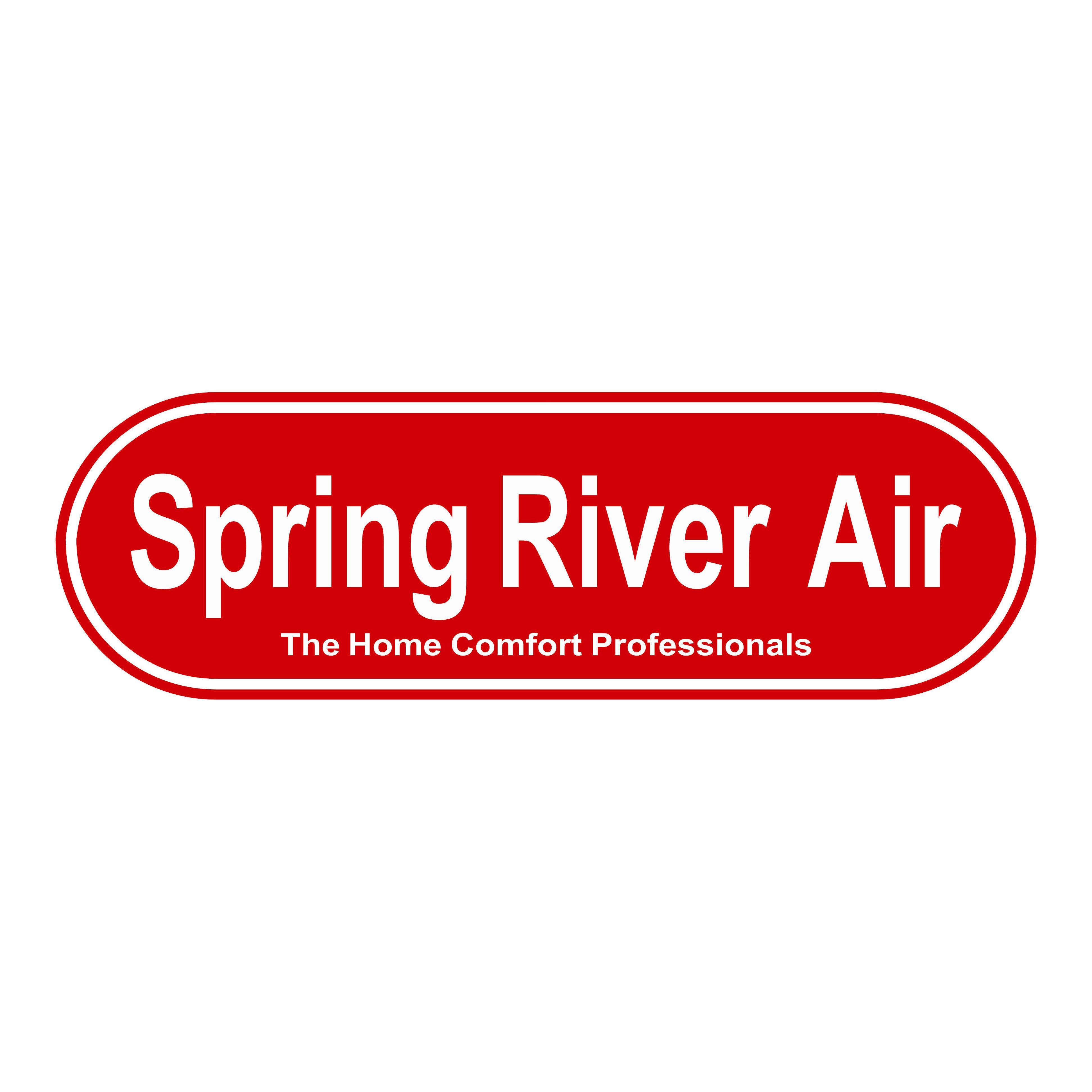 Spring River Air LLC Logo