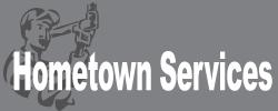 Hometown Services Logo