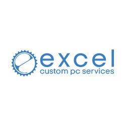 Excel Custom PC Services Logo