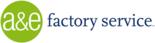 A&E Factory Service Logo