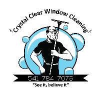Crystal Clear Windows Inc. Logo