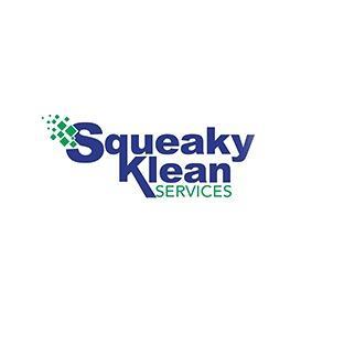 Squeaky Klean Services Logo