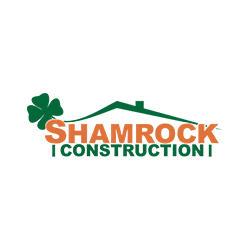 Shamrock Construction Logo