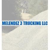 Melendez 3 Trucking LLC Logo