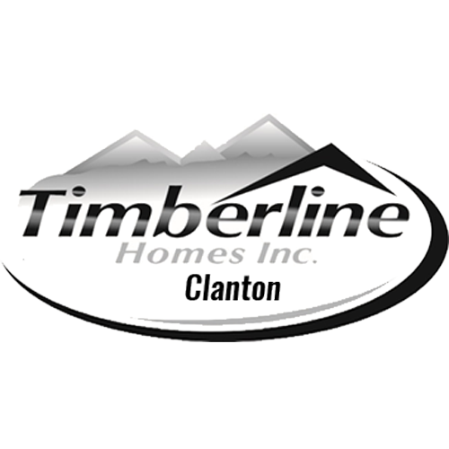 Timberline Homes Inc Clanton Logo