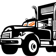 Cal Express Movers Logo