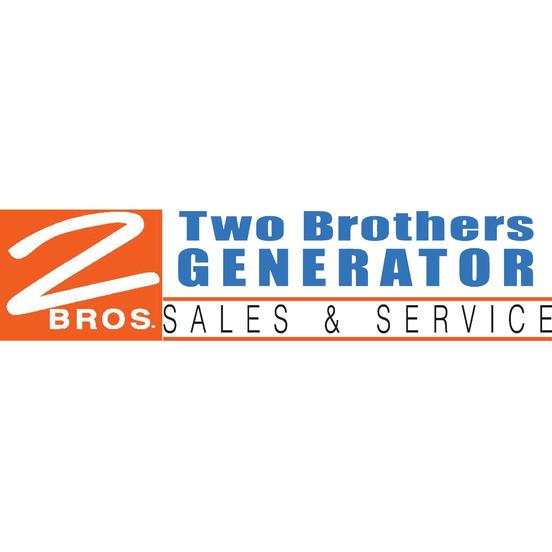 Two Brothers Generator Sales & Service Logo
